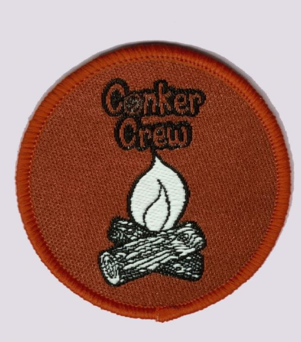 Fire making badge