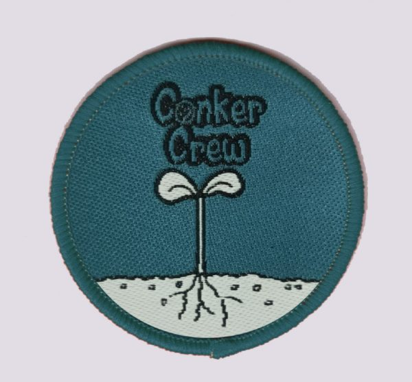 Green fingers badge