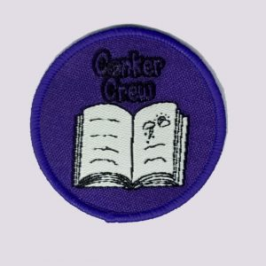 Literature badge