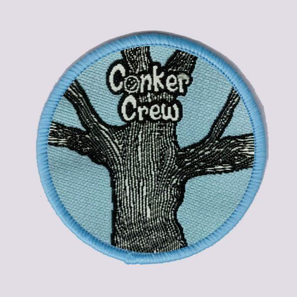 Tree climbing badge
