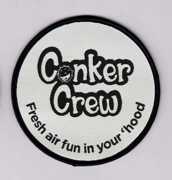 Conker Crew badge